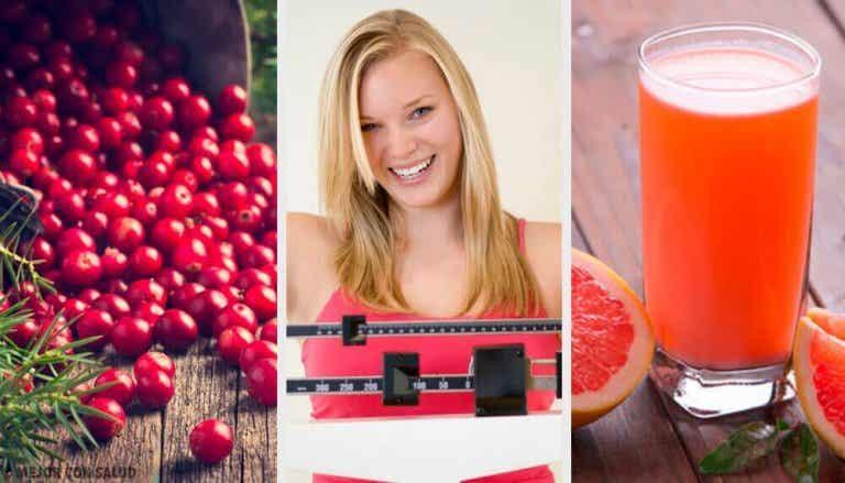 6 frukter som vil hjelpe deg å gå ned i vekt enklere