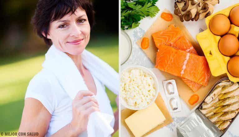 6 næringsstoffer du trenger hvis du er over 40
