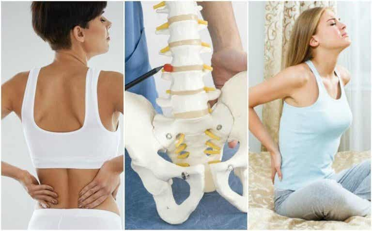 8 medisinske årsaker til smerter i korsryggen