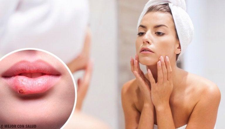 13 tegn på ansiktet ditt som kan indikere et helseproblem