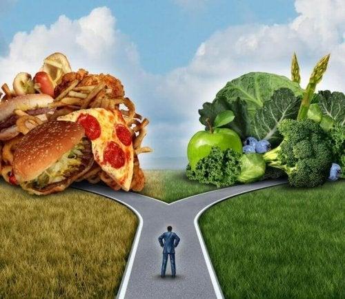 Kostholdsvalg