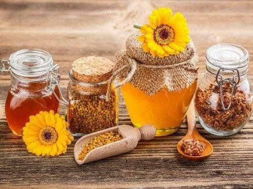 Honning og propolis