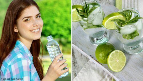 7 enkle måter å drikke vann oftere på