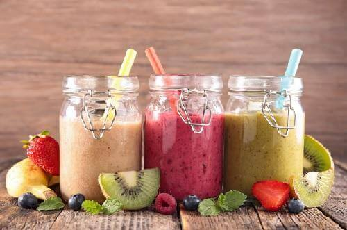 7 næringsrike og smakfulle smoothier