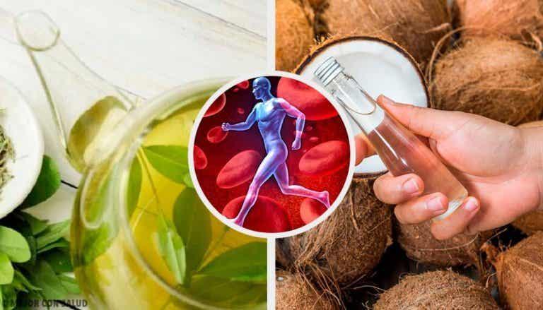 7 naturlige behandlinger for sirkulasjonsproblemer