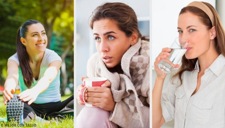 8 sykdommer som forårsaker kuldesensasjoner