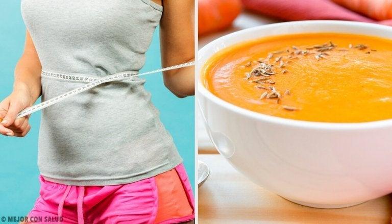 Gå ned i vekt med disse 3 gurkemeieoppskriftene