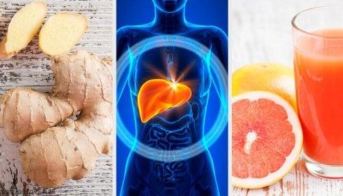 Hva bør jeg spise hvis jeg har fettlever?