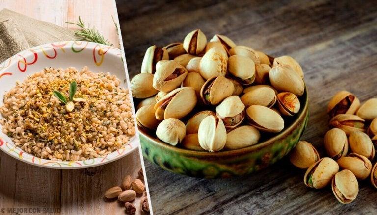 Hvorfor det anbefales å spise pistasjnøtter hver dag?