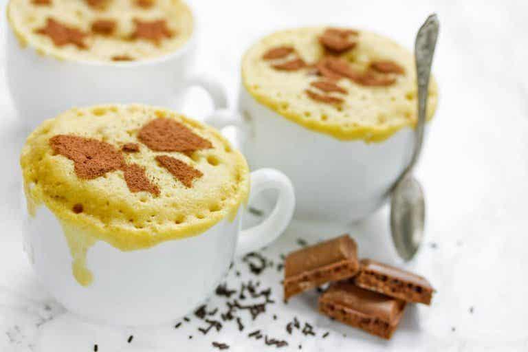 Mikrobølgeovn-kaker: Raske og enkle desserter
