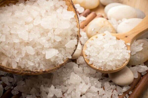 Grovt salt