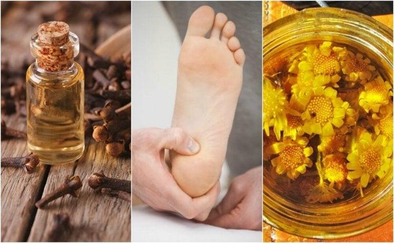 Lindre hælsmerter med 5 naturlige remedier