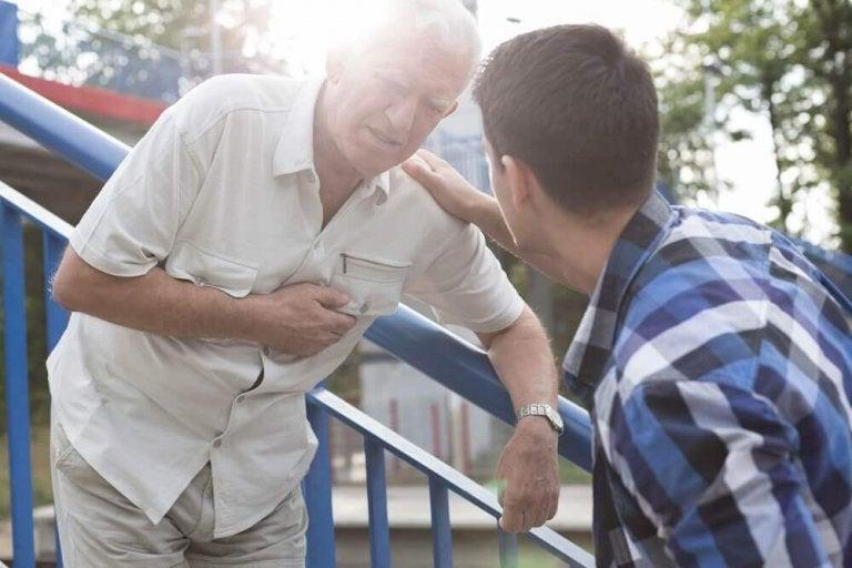 Førstehjelp: Hva gjør du ved akutt hjertesykdom?