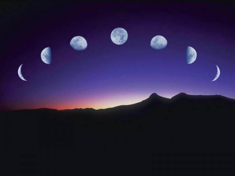 Lær hvordan månen påvirker mennesker