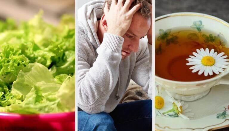 8 naturlige remedier for å kontrollere angst