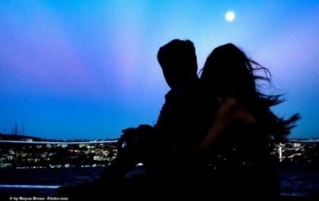Månen påvirker et par