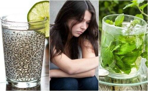6 remedier for å behandle depresjon naturlig