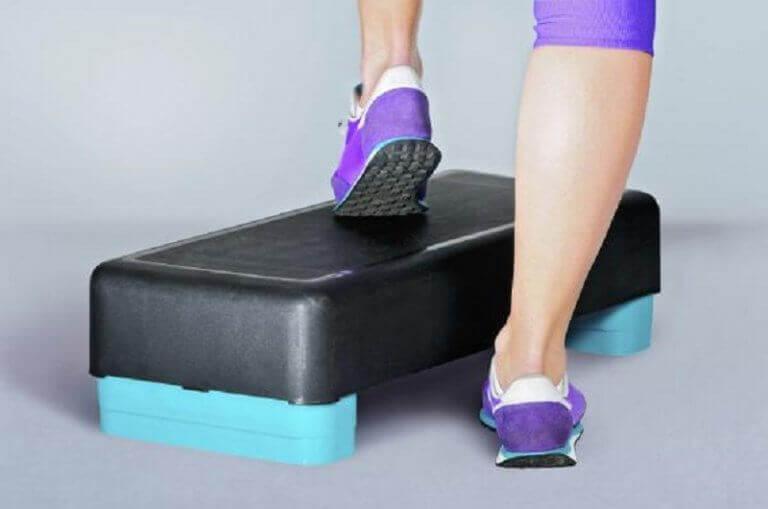 step aerobic