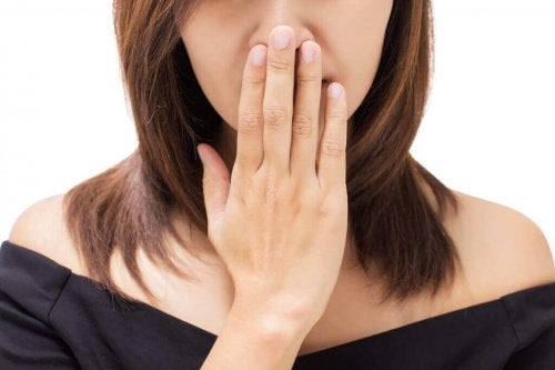 Tegn på strupekreft: dårlig ånde