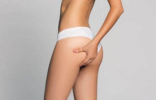 Tips for å tone problemområder: Rumpe, hofter og lår