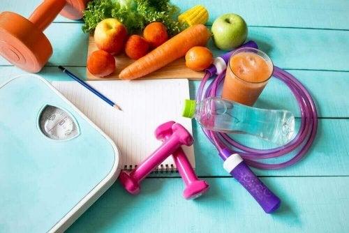 To dietter for å akselerere metabolismen og hjelpe deg med å gå ned i vekt