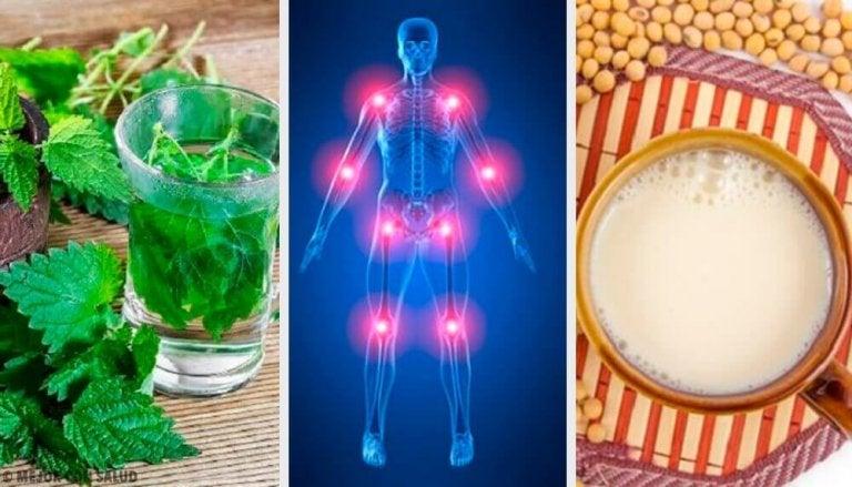 6 remedier mot skjelettsmerter