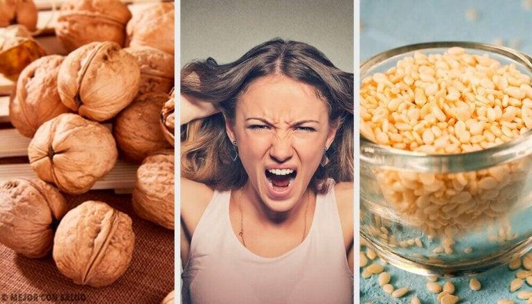 7 matvarer som vil forbedre humøret ditt