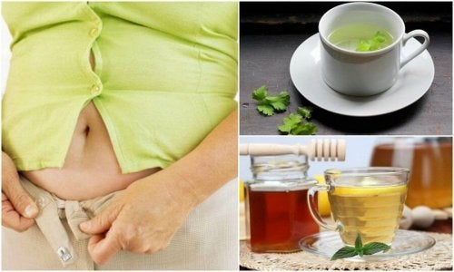5 måter å redusere en oppblåst mage på