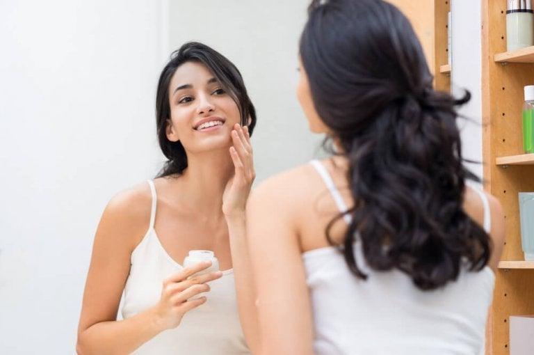 Fem måter å gi huden din fuktighet på