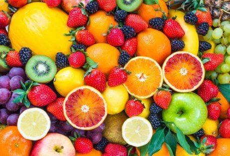 Smakfull frukt som akselererer vekttap