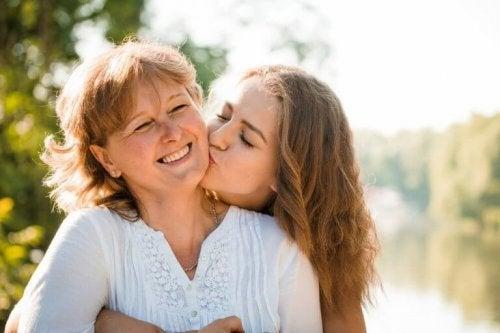 Hvordan kan du ha et sterkt mor/barn-forhold?