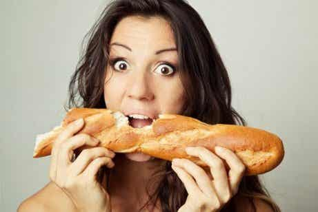 Hvorfor er det ikke bra for deg å spise brød?