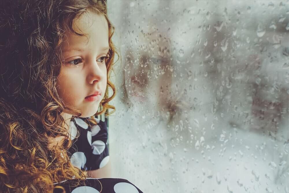 Mennesker som ikke ble elsket i barndommen