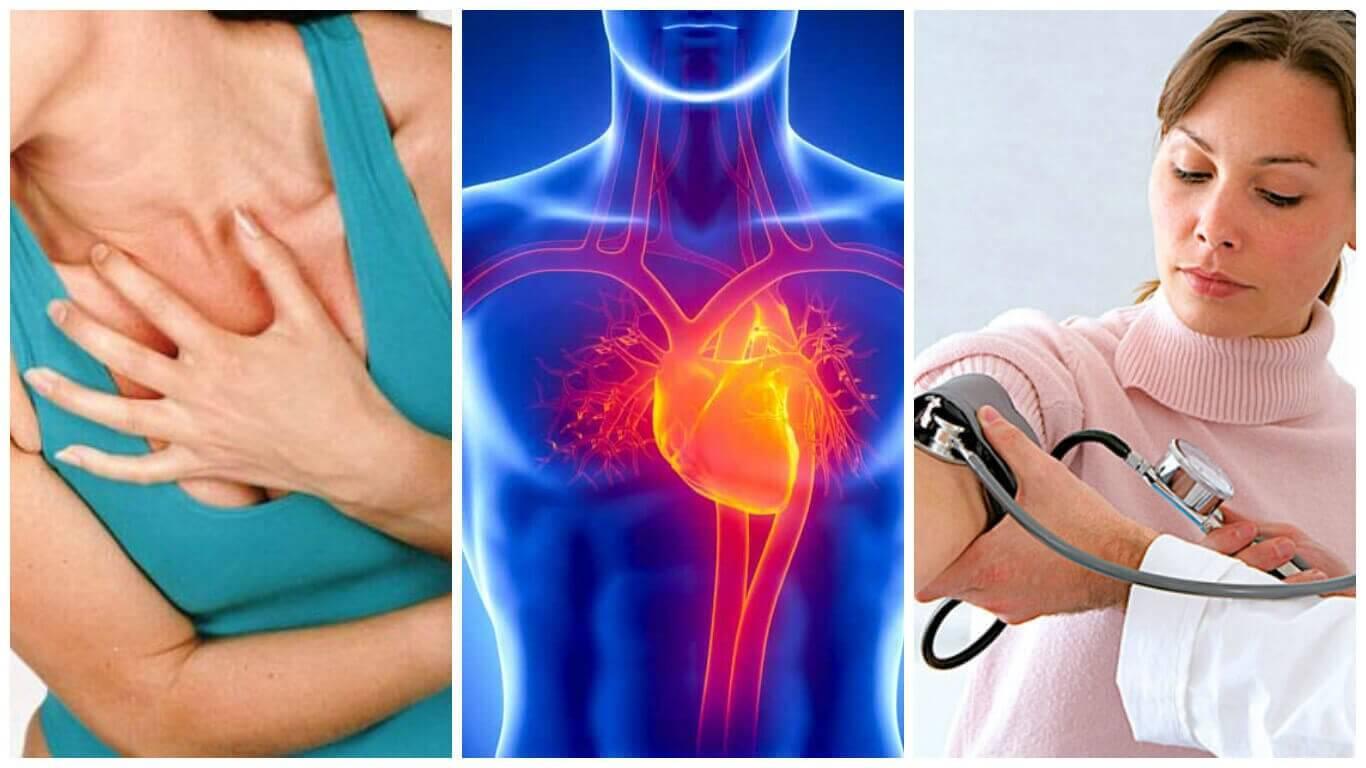 Årsaker til høyt blodtrykk