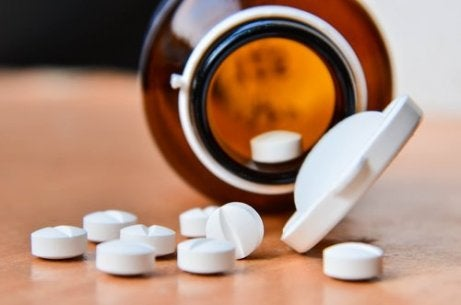 Aspirin for å fjerne træler