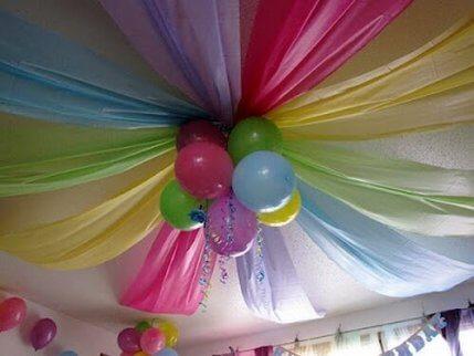 Ballonger og stoff