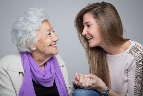 8 råd fra bestemor som vil hjelpe deg å føle deg bedre