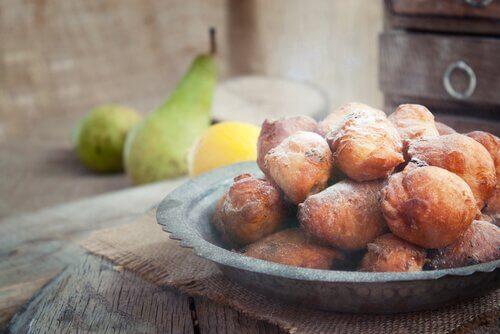 Bakte donuts