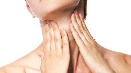 Halsmassasje