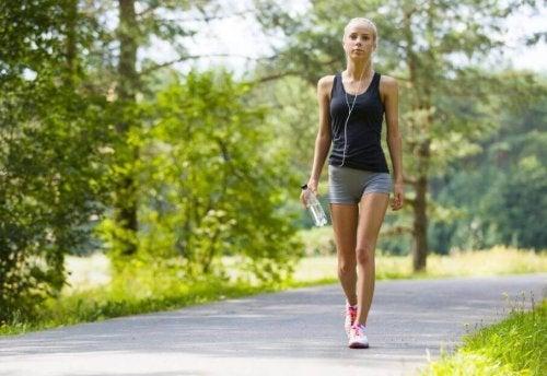 Oppdag de store fordelene med daglige gåturer