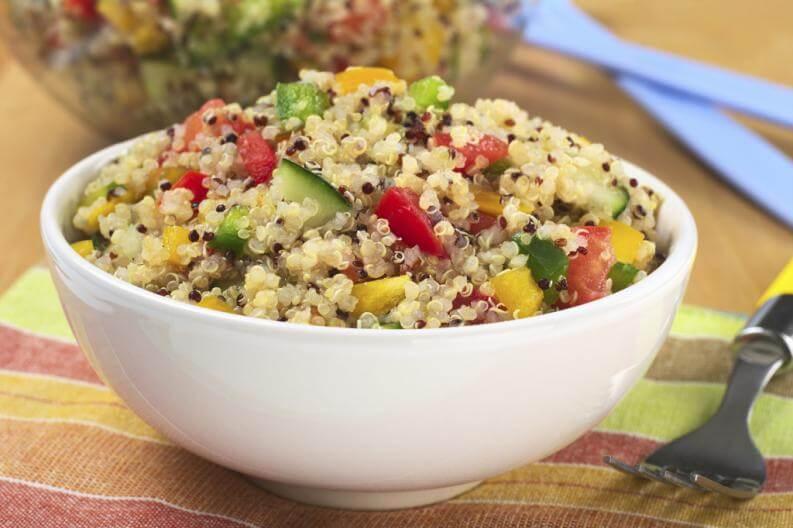 Fordeler med quinoa
