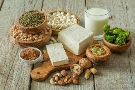 Prøv en vegansk diett for å gå ned i vekt