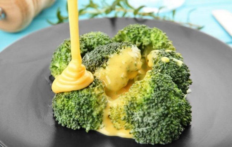 3 matretter med brokkoli