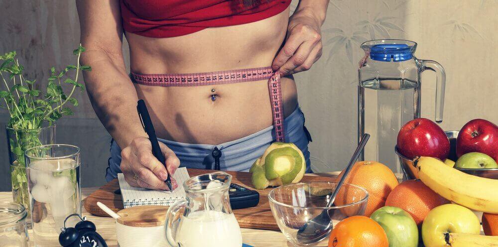 Middager for vekttap