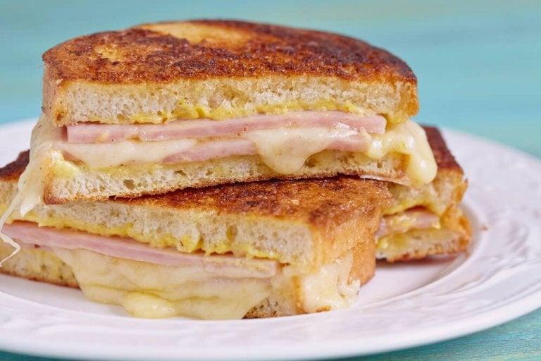 Lær å lage en deilig Monte Cristo sandwich