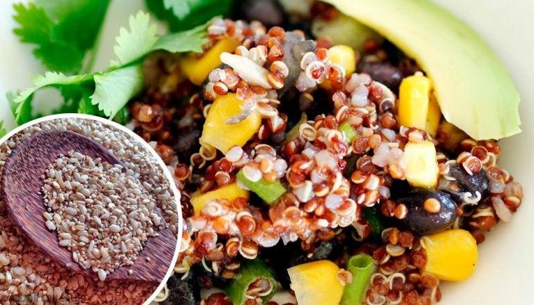 3 oppskrifter med quinoa du vil elske