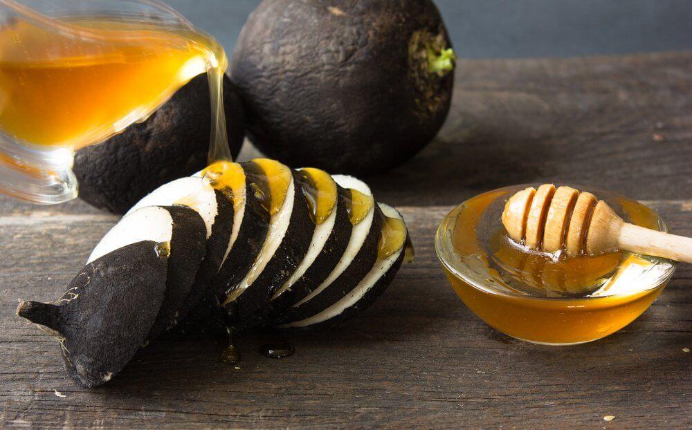 Reddik og honning