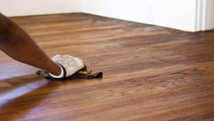Skinnende gulv