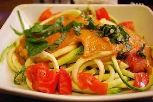 Dampede grønnsaker