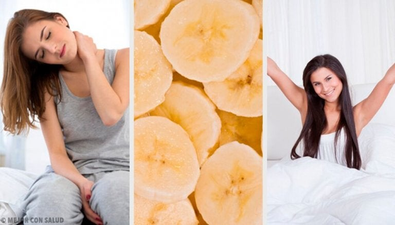 Hva skjer med kroppen din hvis du begynner å spise to bananer om dagen?